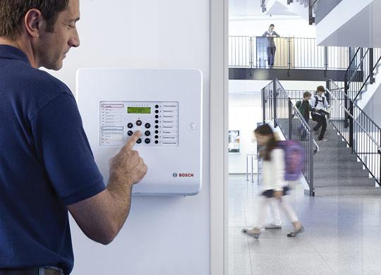 Bosch Incendie 500 Alarme De Clerck