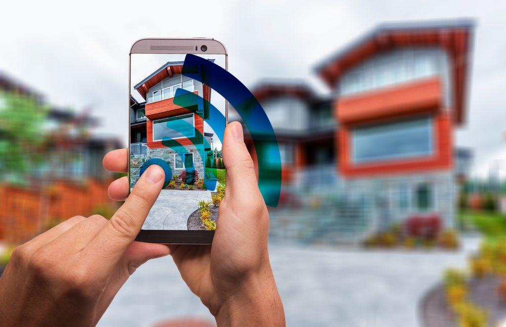 Domotique - maison connectée et sécurité