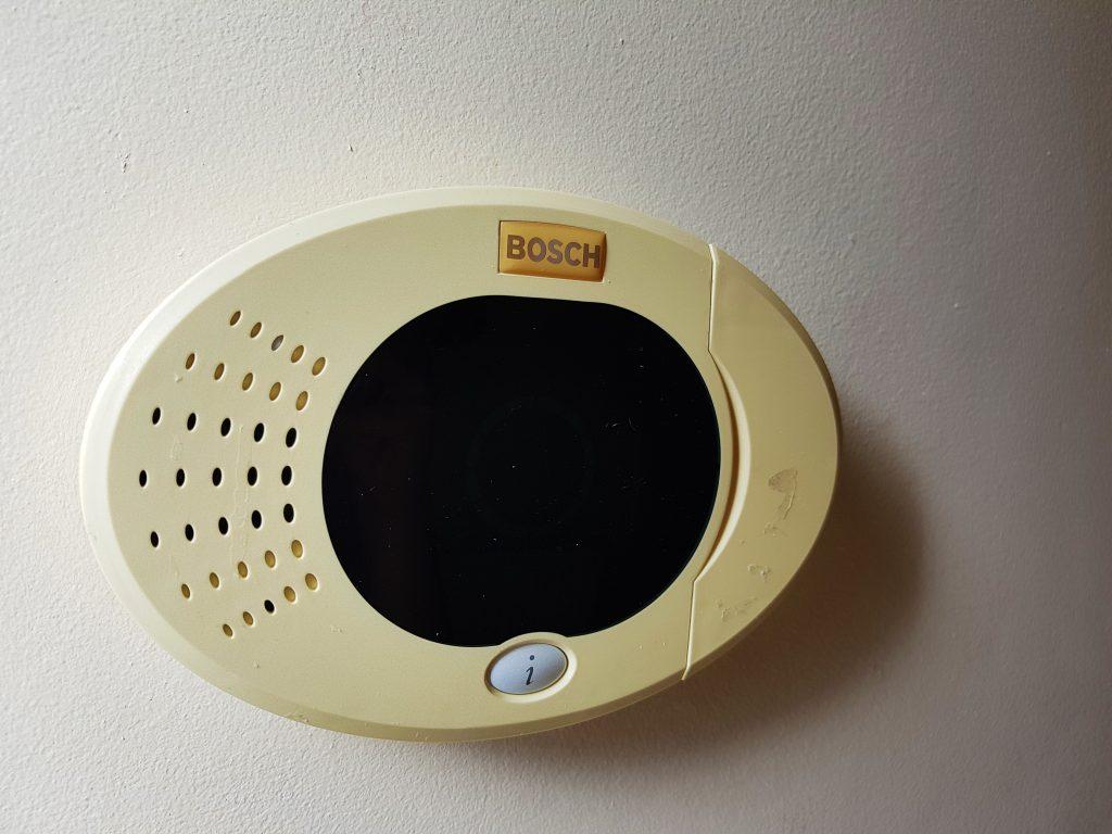 Alarme de sécurité Bosch (Alarme De Clerck)